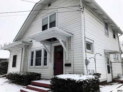 Jackson Single Family Home For Sale: 719 S West Ave