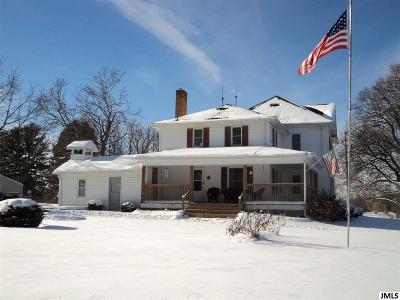 Clarklake Single Family Home For Sale: 5301 Jefferson Rd