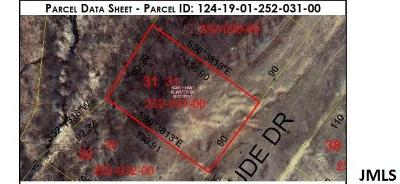 Residential Lots & Land For Sale: 31 Solitude Drive