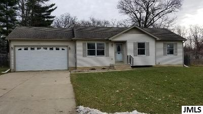 Single Family Home For Sale: 513 Comstock