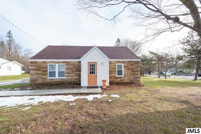 Spring Arbor Single Family Home Contingent - Financing: 221 Teft Rd