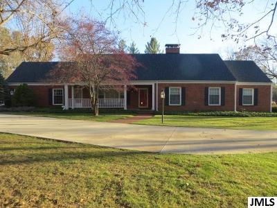 Jackson Single Family Home For Sale: 1337 Badgley Rd