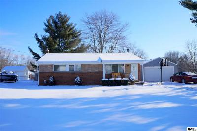 Single Family Home For Sale: 205 Crestbrook