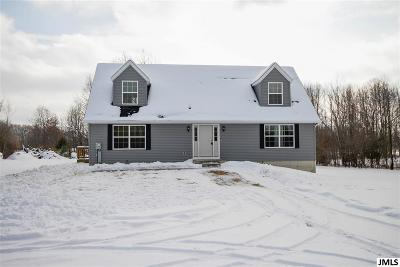 Single Family Home For Sale: 3323 Hawkins Rd