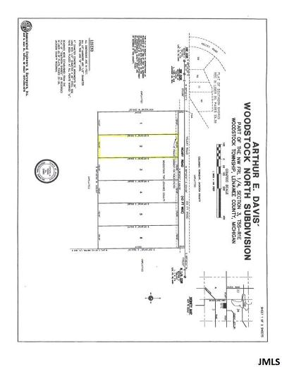 Residential Lots & Land For Sale: Lot 2 Cement City Rd
