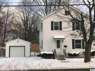 Single Family Home Contingent - Financing: 505 N Elm Ave
