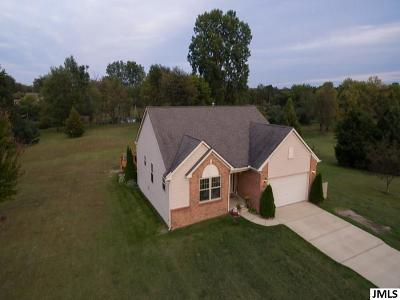Jackson Single Family Home Contingent - Financing: 1443 Willow Dr