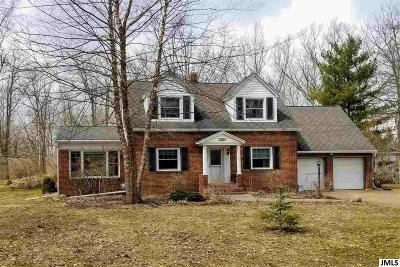 Single Family Home For Sale: 2650 Robinson Rd