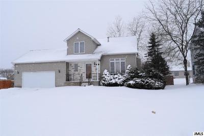 Jackson Single Family Home For Sale: 4934 Ledgerock