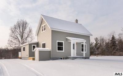 Clarklake Single Family Home For Sale: 2001 Jefferson Rd