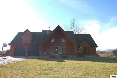 Hanover MI Single Family Home For Sale: $334,900
