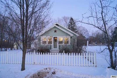 Single Family Home For Sale: 207 Woodland Ave
