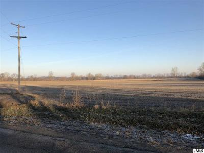 Jackson MI Residential Lots & Land For Sale: $2,000,000