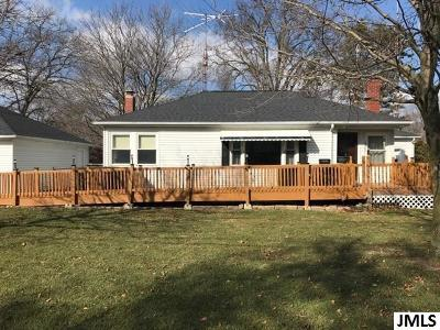 Single Family Home For Sale: 300 Birdsell
