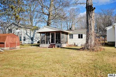 Michigan Center MI Single Family Home For Sale: $125,000