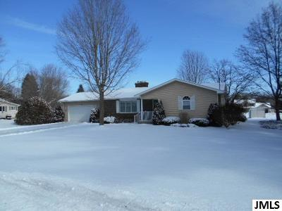 Spring Arbor Single Family Home Contingent - Financing: 3523 Audrey