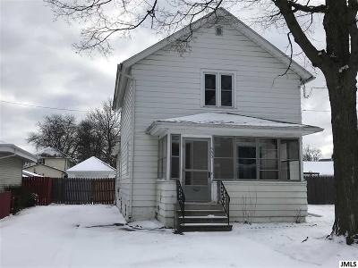 Single Family Home Contingent - Financing: 543 Orange St
