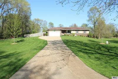 Single Family Home For Sale: 897 N Green Acres Dr