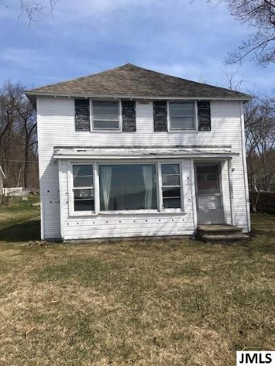 Jackson MI Single Family Home For Sale: $179,900