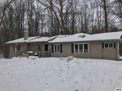 Single Family Home Contingent - Financing: 5343 Ann Arbor Rd