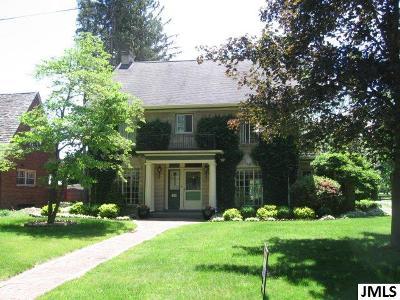 Jackson MI Single Family Home For Sale: $229,900