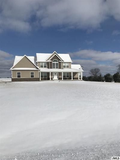Single Family Home For Sale: 12232 Old Farm Lane