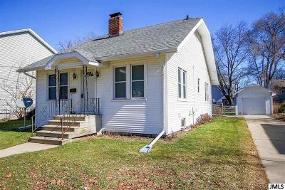 Jackson Single Family Home For Sale: 105 N Higby