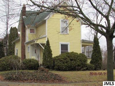 Jackson Single Family Home For Sale: 726 Randolph St