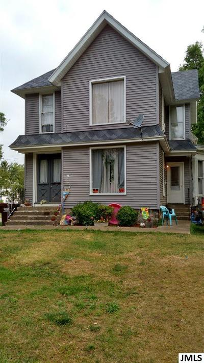 Albion Multi Family Home For Sale: 114 Irwin