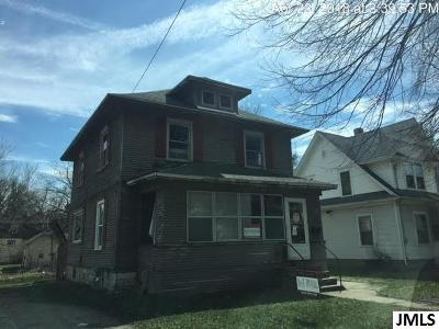 Jackson Single Family Home For Sale: 139 Wall
