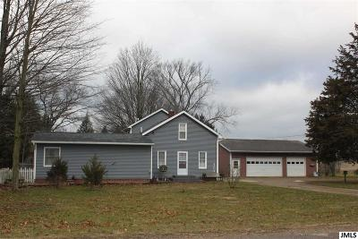 Parma MI Single Family Home For Sale: $259,900