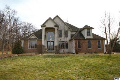 Jackson Single Family Home For Sale: 1091 Virginia Way