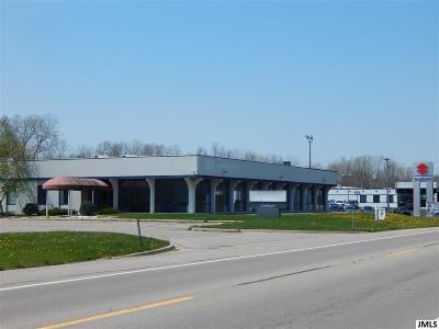 Jackson County Commercial/Industrial For Sale: 3201 W Michigan Ave