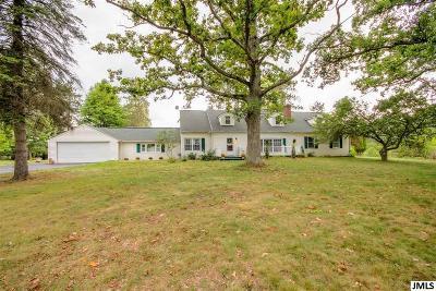 Jackson MI Single Family Home For Sale: $279,900