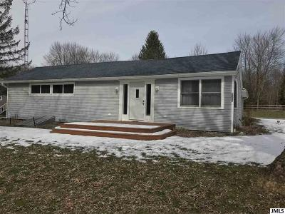 Single Family Home Contingent - Financing: 6020 Leora Lane