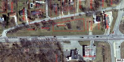 Jackson County Commercial Lots & Land For Sale: 1301 Old McDevitt Ave