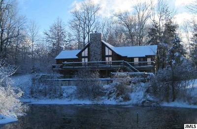 Single Family Home For Sale: 5750 Slayton