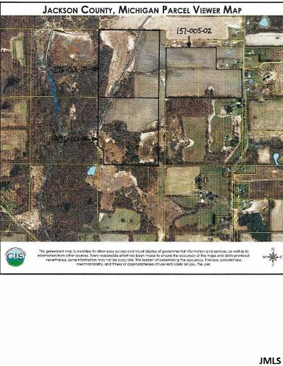 Jackson MI Residential Lots & Land For Sale: $349,900
