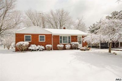 Single Family Home For Sale: 541 Gregory Place