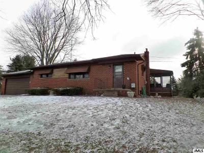 Brooklyn Single Family Home Contingent: 240 Nottingham Dr