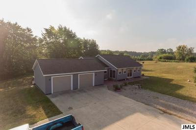 Single Family Home Contingent - Financing: 8701 Somerset Rd