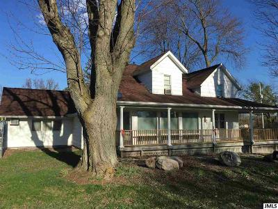 Cement City MI Single Family Home For Sale: $162,000