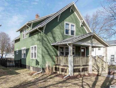 Single Family Home Contingent - Financing: 212 Butler