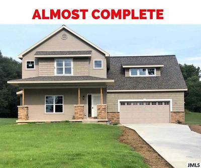 Single Family Home For Sale: 2807 Bartlett Rd