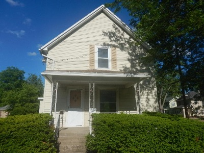 Single Family Home For Sale: 1619 Francis St