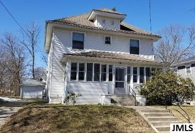 Jackson Single Family Home For Sale: 922 Chittock