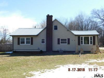 Albion Single Family Home Contingent - Financing: 17252 27 Mile Rd
