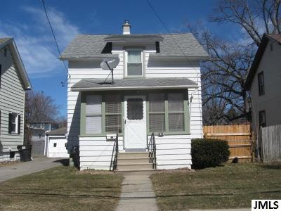 Jackson Single Family Home For Sale: 1324 E North