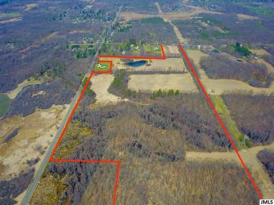 Jackson MI Residential Lots & Land For Sale: $280,000