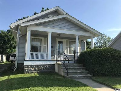 Jackson Single Family Home For Sale: 1203 W Michigan Ave
